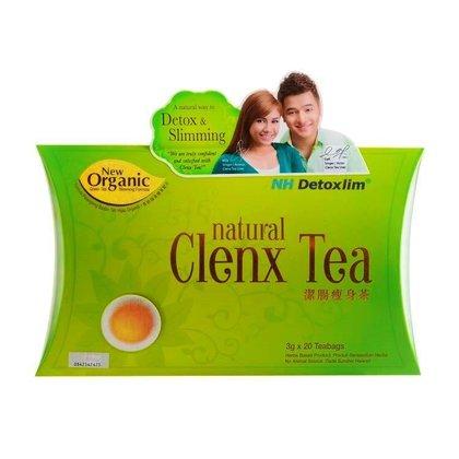 Nh Detoxlim Natural Clenx Tea
