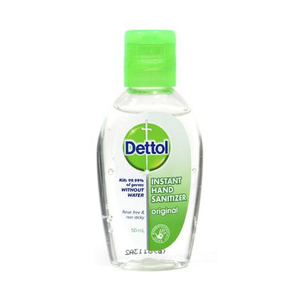Dettol Instant Hand Sanitizer Original 50ml
