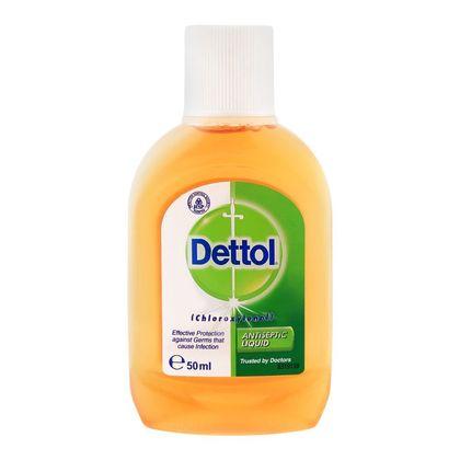 Dettol Antiseptic Disinfectant Liquid 50ml