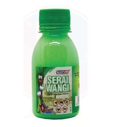 Kleenso Serai Wangi Liquid Wax Floor Cleaner 120ml
